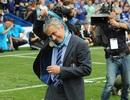 Mourinho hoàn tất cú đúp danh hiệu ở Premier League