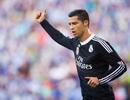 Cuộc đua Chiếc giày vàng: Niềm an ủi cho C.Ronaldo