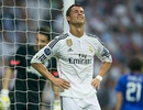 C.Ronaldo khóc như mưa sau khi bị loại khỏi Champions League