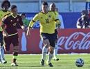 Colombia thua sốc ở Copa America