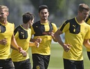 Từ chối MU, Gundogan chính thức ở lại Dortmund