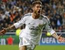 """Real Madrid hét giá siêu """"khủng"""" cho Sergio Ramos"""
