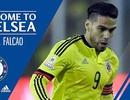 Falcao chịu thiệt nửa tiền lương để tới Chelsea