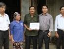 Quảng Trị: Trao gần 68 triệu đồng đến gia đình cựu chiến binh Trường Sa