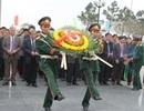 Quảng Trị: Dâng hương, dâng hoa tri ân các Anh hùng, liệt sĩ