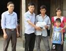 Quảng Trị: Trao hơn 62 triệu đồng đến em Hoàng Minh Đức