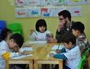 Yêu cầu báo cáo tình hình trẻ mầm non học ngoại ngữ