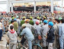 2.500 công nhân tàu biển Hyundai Vinashin đình công
