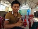 Vụ 6 chai nước dán nhãn Dr Thanh có dị vật: Chủ quán không phải người tiêu dùng?