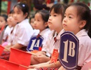 Nghiêm cấm khảo sát trình độ của trẻ trước khi vào lớp 1