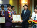 """Việt Nam tạo dấu ấn """"đặc biệt"""" ở kì thi Olympic khoa học trẻ quốc tế"""