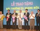 4 nhà khoa học xuất sắc nhận Giải thưởng Tạ Quang Bửu
