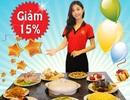 Thưởng thức lẩu nấm với cơ hội ưu đãi của nhà hàng Fansipan