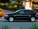 Triệu hồi xe Audi Q5 do nguy cơ vỡ kính cửa nóc