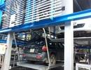 Phí trông giữ xe tại gara ôtô cao tầng giàn thép là 30.000đ/lượt