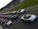 Ferrari lập kỉ lục diễu hành