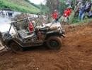 Khốc liệt đua ôtô địa hình vượt thác Đambri