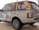 Độc đáo xe Range Rover dát… xu