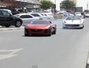 Siêu xe chạy điện đua với Ferrari 458 Spider