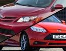 Toyota không công nhận vị trí số 1 của Ford Focus