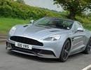 Vanquish phiên bản đặc biệt kỷ niệm 100 năm Aston Martin