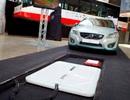 Tương lai ôtô điện có thể vừa chạy vừa sạc