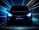 Hình ảnh đầu tiên về xe Hyundai Elantra/Avante mới