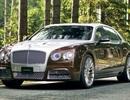 Mansory độ xe Bentley Flying Spur lên gần 900 mã lực
