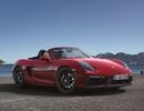 Porsche Boxster và Cayman có thêm phiên bản GTS