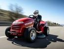 Honda lập kỉ lục tốc độ với máy cắt cỏ