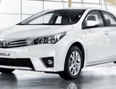 Corolla Altis mới đến thị trường Ấn Độ