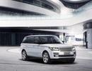 Range Rover phiên bản hybrid trục cơ sở dài trình làng