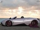 Sẽ có xe Pagani Huayra mui trần