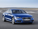 Audi giới thiệu phiên bản mới của xe A7 và S7 Sportback