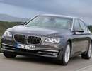 BMW sẽ dùng nhiều vật liệu sợi carbon hơn cho xe 7-Series