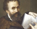 Danh họa Michelangelo khởi nghiệp từ việc... đạo tranh?