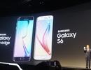 Samsung ra mắt bộ đôi Galaxy S6 và Galaxy S6 Edge màn hình cong