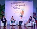Samsung giới thiệu máy tính bảng Galaxy Tab3 V