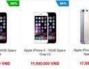 Mua iPhone giá tốt nhất thị trường ở đâu?