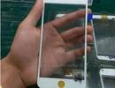 Lộ ảnh dây chuyền sản xuất màn hình iPhone 6S