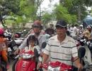 Hà Nội chưa thể thu phí xe máy vì chưa có mẫu tờ khai