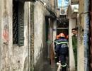 Hà Nội: Hoảng loạn vì đám cháy lớn trong ngõ cụt