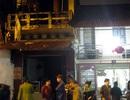 Hà Nội: Cháy lớn thiêu rụi dãy nhà