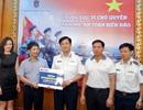 Nhiều món quà đặc biệt tặng lực lượng Cảnh sát biển Việt Nam