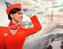 Ngắm trang phục tươi trẻ của tiếp viên hàng không trên thế giới