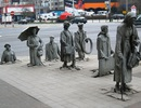 Những tác phẩm đường phố lạ lùng nhất thế giới