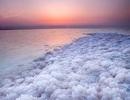 """Biển Chết đang... """"chết"""" dần"""