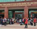 Gần 6.000 du khách Trung Quốc nhập cảnh qua cửa khẩu Lào Cai dịp Tết Ất Mùi