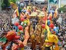 Cấm du khách, phóng viên sử dụng flycam trong Lễ hội Đền Hùng