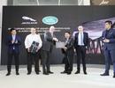 Khai trương showroom Jaguar - Land Rover tại Hà Nội